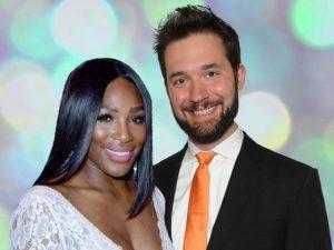 Serena e Alexis nozze