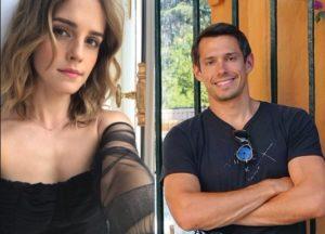 cheap for discount 7791c 834c5 Emma Watson lascia il fidanzato: fine della storia con ...