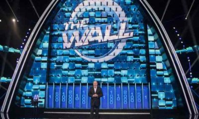 gerry scotti the wall