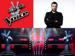 Costantino Della Gherardesca a The Voice