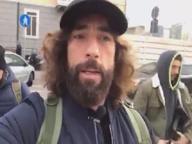Striscia la notizia: spari e minacce contro Vittorio Brumotti