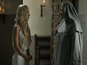 cayetana si sottomette in convento una vita