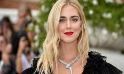 chiara ferragni dress black