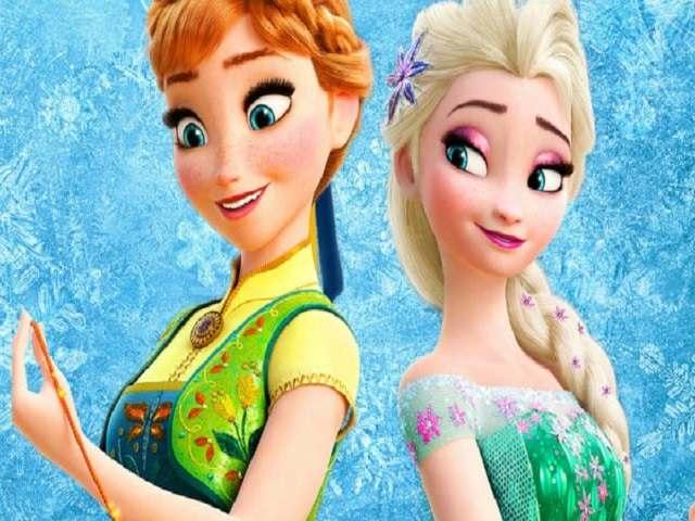 Frozen quando esce la storia di anna e elsa continua