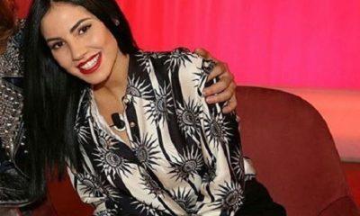 giulia de lellis maurizio costanzo show