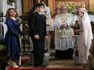 beatriz ferma le nozze di matias e marcela