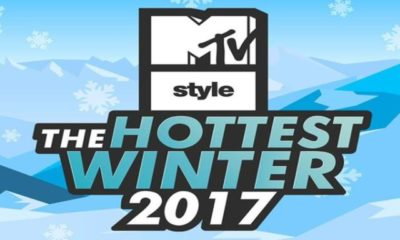 the hottest winter 2017 con personaggi di uomini e donene
