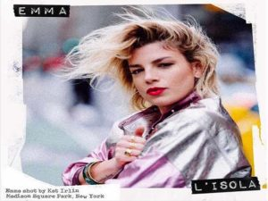 Emma Marrone singolo