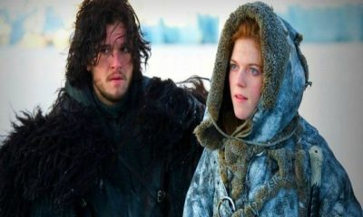 Kit Harington matrimonio Rose Leslie