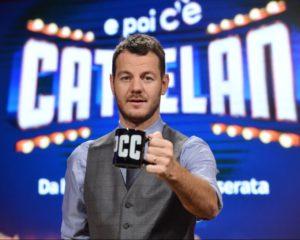 Alessandro Cattelan, conduttore TV SKY