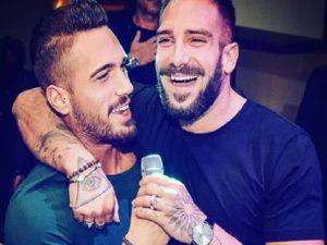 alex migliorini alessandro d'amico uomini e donne trono gay