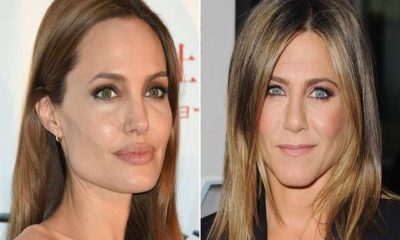 angelina jolie e jennifer aniston