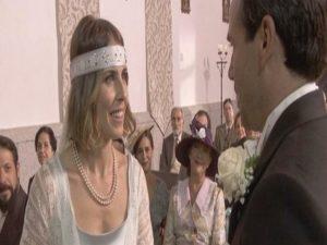 il segreto, carmelo e adela a nozze