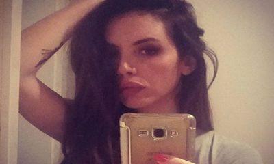 ilenia pastorelli selfie