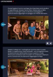 isola dei famosi 2018 sito ufficiale