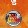 isola dei famosi logo canale 5