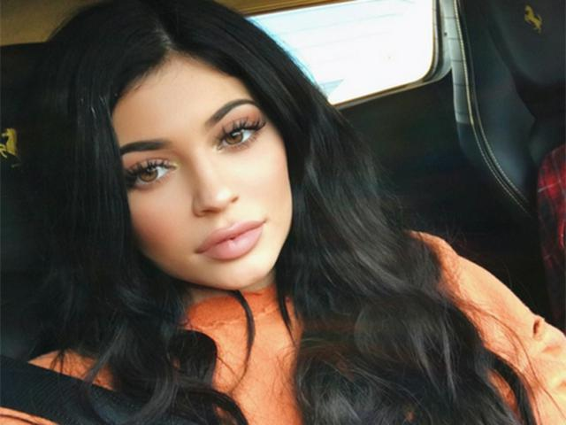 kylie jenner primo figlio