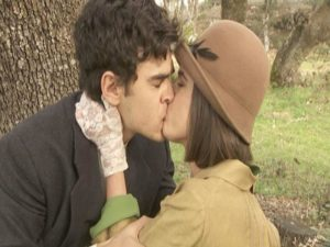 matias e beatriz confessano il loro amore