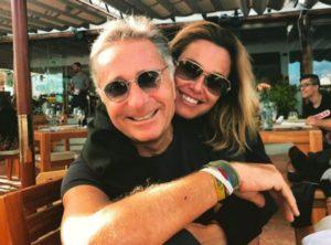 sonia bruganelli e il marito paolo bonolis