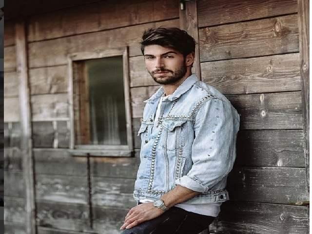 Ignazio Moser camicia jeans wild