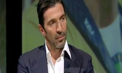 buffon all'intervista