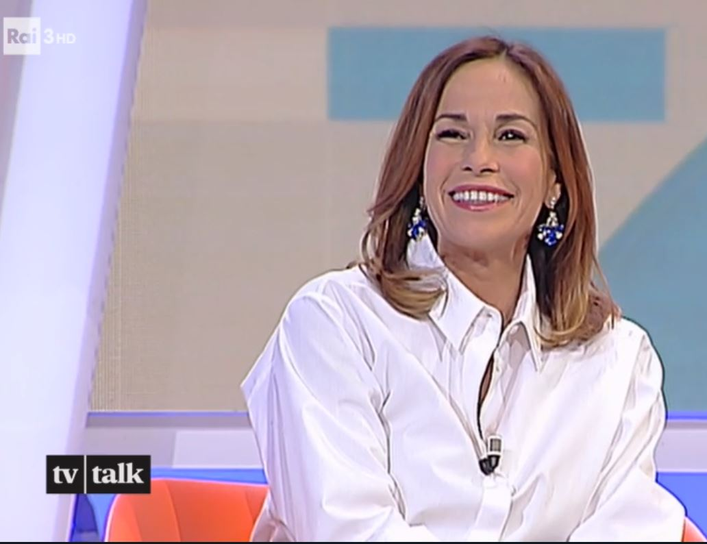 Cristina Parodi Tv Tal...