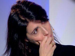 giorgia piange a c'è posta per te
