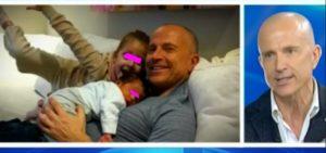 giorgio mastrota e i figli piccoli