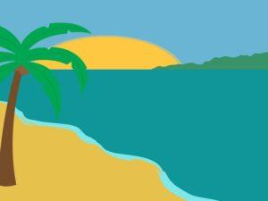 isola dei famosi cartoon