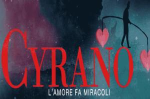 Foto del logo di Cyrano - L'amore fa miracoli, il nuovo programma di Rai3 con Ambra e Gramellini