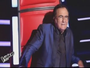 the voice albano