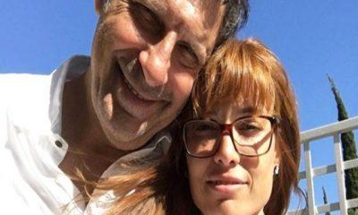 carlotta mantovan moglie fabrizio frizzi in rai a portobello