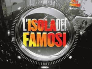 Logo dell'Isola dei Famosi 2018