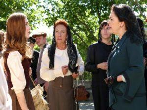 il segreto, julieta incontra donna francisca