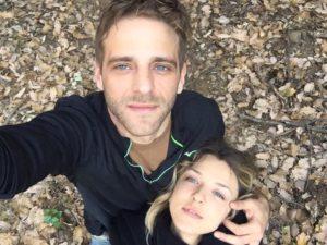 Myriam Catania e Quentin Kammermann