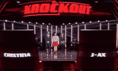 Foto primi Know out di The Voice of Italy 2018