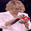 Foro Maria De FIlppi nel terzo serale di Amici 2018