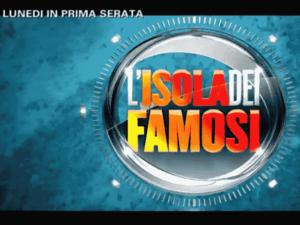 Foto frame promo finale L'Isola dei Famosi 2018