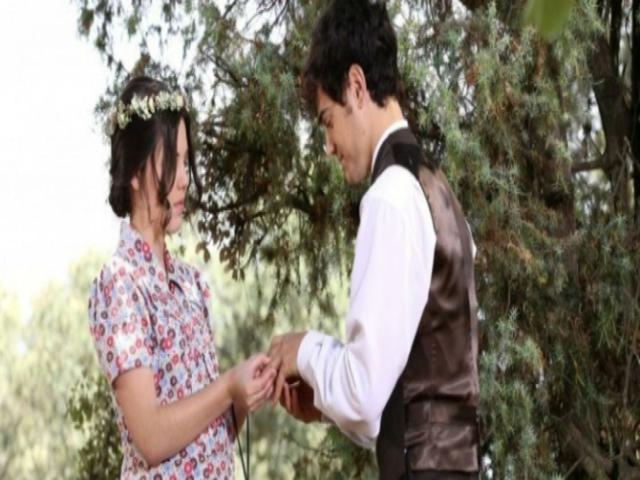 il secondo matrimonio di matias e marcela, il segreto