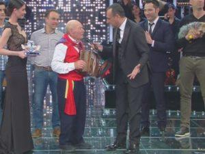 liberatore vincitore la corrida 2018
