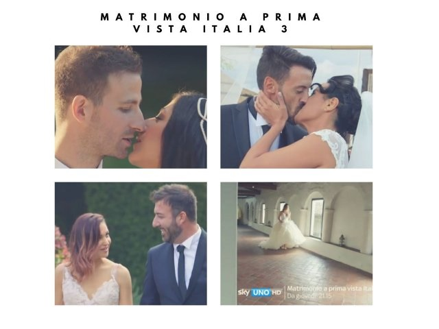 Matrimonio In Prima Vista : Matrimonio a prima vista italia aprile roberto il
