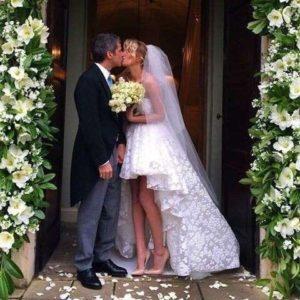 vestito sposa alessia marcuzzi
