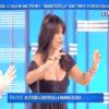 Foto Aida Nizar, ospite a Domenica Live 2018