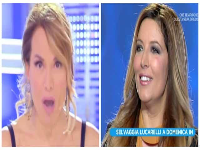 Foto D'Urso vs Lucarelli