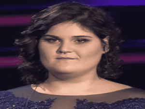 Foto Maryam Tancredi, vincitrice The Voice of Italy 2018