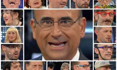 Foto concorrenti ultima puntata Corrida 18 05 2018