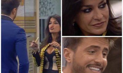 Foto confronto Aida Nizar e Marco Ferri Grande Fratello 2018