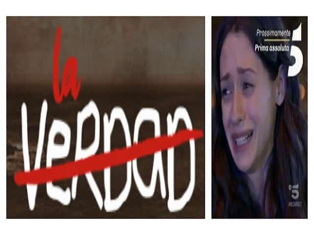 Foto frame promo Le verità nascoste, nuova serie tv Canale5