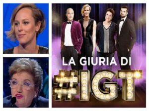 Foto giudici Italia's got talent 2018