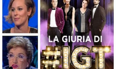 Foto giudici Italia's got talent 2018